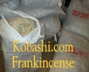 Frankincense gum Imported by Kobashi Essential oils